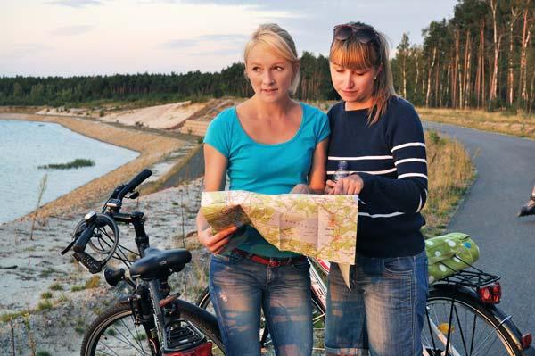 fahrradtouren lausitz