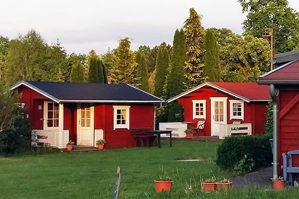 Campinghütten