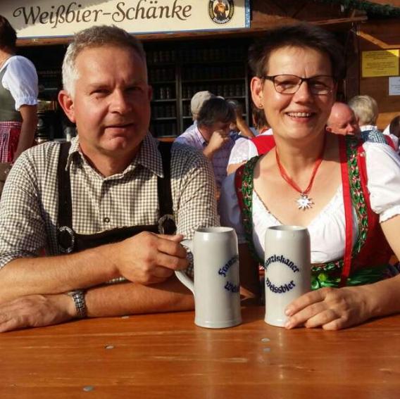 Andrea & Rainer, Ihre Gastgeber